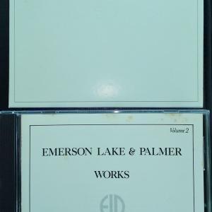 WORKS Volume2 CD Atlantic盤