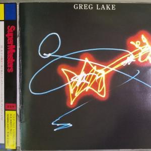 グレッグ・レイク&ゲイリー・ムーア 国内初CD