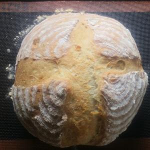 田舎パン、まだまだ進化中です。