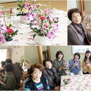11月「VerryVerryなお茶会~生け花を通して感じる「こころ」~」を開催いたしました。