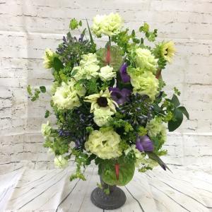 7月 オーバル Blooms