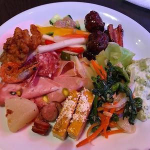 蒲田の「サルヴァトーレ・クオモ」で 美味しいランチブッフェ