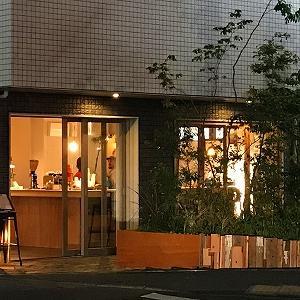 参道の入り口に おしゃれなカフェがオープン!SANDO!
