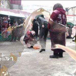 D1キルギス動画:キルギス旅行とウルムチ、広州