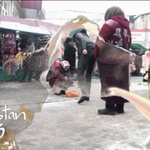D3キルギス動画:キルギス旅行とウルムチ、広州
