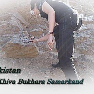 ウズベキスタン旅行、5日目:ヒヴァ→ブハラ