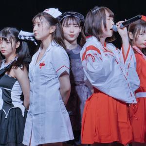 東京アイドル劇場アドバンス(2020.10.31)