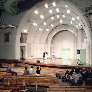 上野公園水上音楽堂(2020.11.04)
