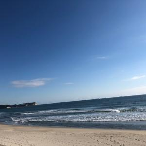 〜海散歩*15km〜