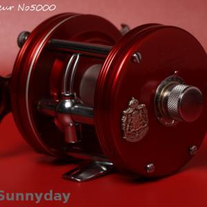 (OLD)アンバサダーNo5000が入荷!初期モデルの4スクリューです。