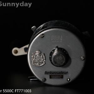(OLD)アンバサダー5500Cが入荷!77年ステッカーモデルです!