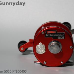 (OLD)アンバサダー5000の鍋型、ステッカーが入荷!未使用、激レアです。
