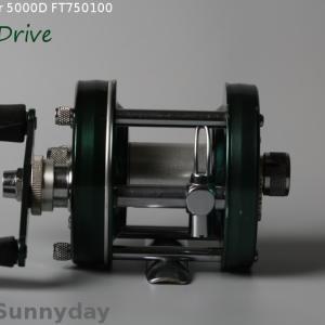 (OLD)アンバサダー5000Dが入荷!よく回ります!