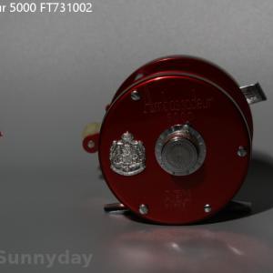 (OLD)アンバサダー5000 未使用品 ビッグA、山型が入荷!