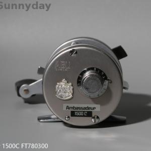 (OLD)アンバサダー1500Cが入荷!未使用並みです。