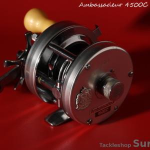 (OLD)アンバサダー4500Cが入荷!社外ハンドル!