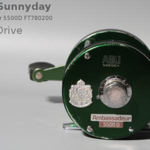 (OLD)アンバサダー5500Dが入荷!ハイスピードのダイレクトドライブです。