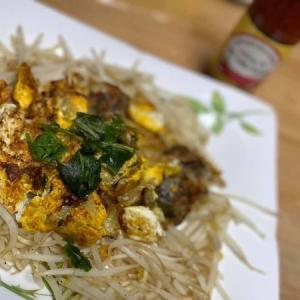 タイ料理を作る ホーイトード