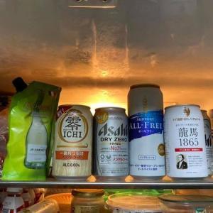 オトン、ノンアルビール???