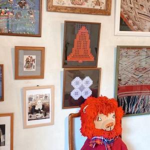 ハーダンガー刺繍とミツオとケネス