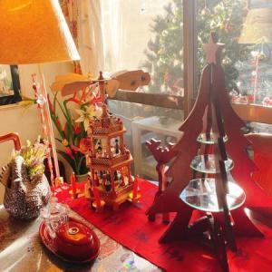クリスマスの飾り・・・その昔