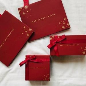 *Merry X'mas!クリスマスに最適なギフト、Daniel Wellingtonの腕時計&ブレスレットをご紹介。