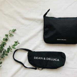 *GLOW 8月号をゲット!DEAN & DELUCA レジカゴバッグをレポ!