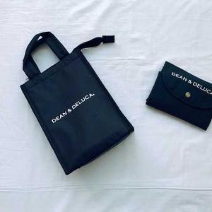 DEAN & DELUCA クーラーバッグ & ショッピングバッグをレポ【PR】*Croukaさん最大20%オフクーポン