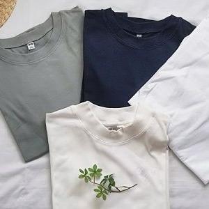 *UNIQLOでTシャツ大人買い!*今日はポイントアップがすごい!*サンテラボさん⇒再値下げ&最大10%オフクーポン!