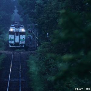 静かな鉄路
