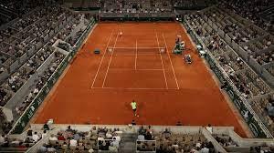 テニス熱。