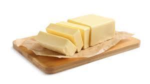 バターの小話。