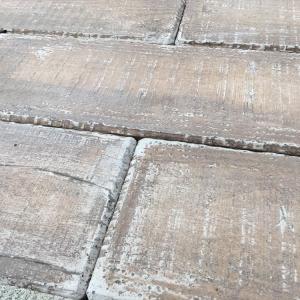 枕木風コンクリート