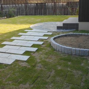 S様邸完成しました 今回は天然芝