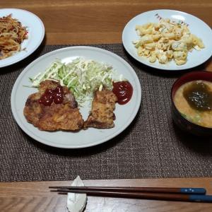 一号ご飯と久しぶりのお弁当