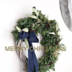 クリスマスの準備 リース&スワッグ