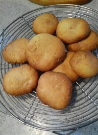天ぷら粉でクッキー