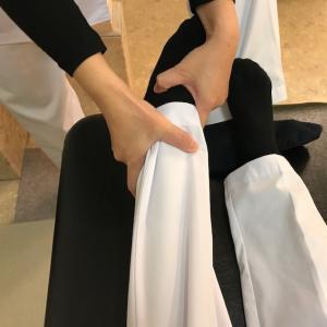 【火曜日の青森整体教室】 巻き肩療法(2)について勉強をしました。