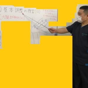 【青森整体教室】基本調整の復習(12)について勉強をしました。