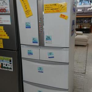 家電 家具 買取 愛品館江戸川店 ★日立475リットル6ドア冷蔵庫入荷!★