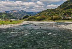 2020/04/29 酒匂川・鮎 今年も釣り場空撮開始