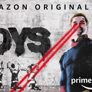 『ザ・ボーイズ シーズン1(The Boys Season 1)』