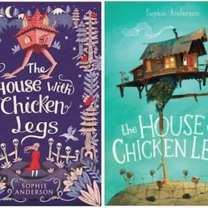 The House with Chicken Legs:バーバ・ヤーガをモチーフにした児童書
