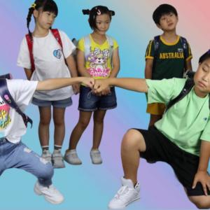 Shunya先生のストーリー映像ナンバー キッズ★三重県伊勢市ダンススタジオ