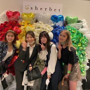 sherbetさん、ツアーファイナル!!