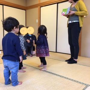 (いまさらですが)5月のマミーアンドミー ◇ 名古屋市名東区親子英語 ◇ベビー・未就園児の英語