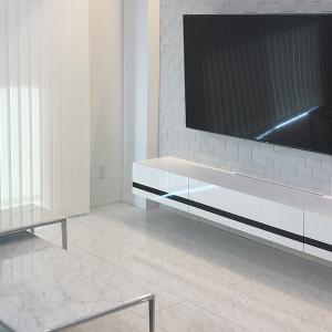 フロートテレビボードの人気施工例のまとめ