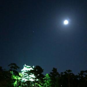今夜は中秋の名月☆