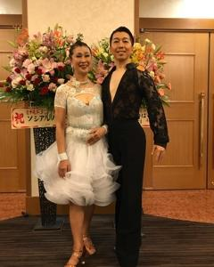 センチュリー静岡にてダンスパーティー