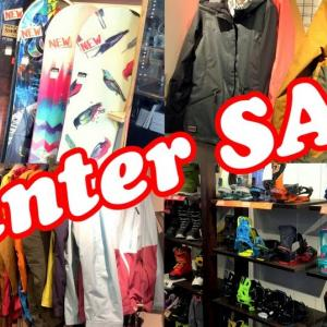 WINTER SALE開催中!!!!